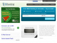 Free Hosting - Domain Does Not Exist