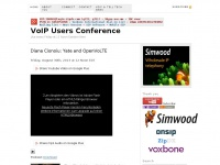 voipusersconference.org