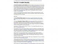 Audensociety.org