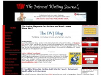 internetwritingjournal.com Thumbnail