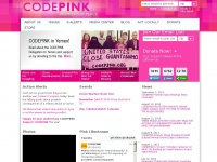codepink4peace.org
