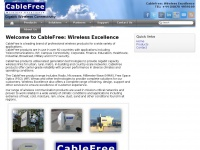 cablefree.co.uk Thumbnail