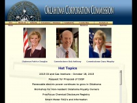 Occeweb.com - Oklahoma Corporation Commission Home Page
