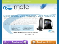 Mdtc.net - McDonough Telephone Cooperative, Colchester, Illinois