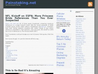Painstaking.net