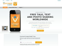 Free International Calls on iPhone & Android | Vonage Mobile Apps