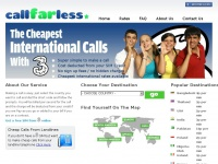 callfarless.co.uk Thumbnail
