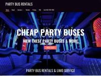 Partybusrentals.net
