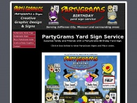 Partygramsigns.net