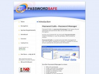 password-safe.net Thumbnail