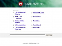 Paulbridger.net