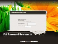 Pdf Password Remover - Pdf File Password Remover - Remove Pdf Password