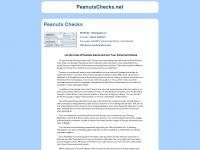 peanutschecks.net