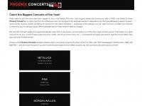 phoenixconcerts.net