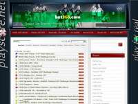 Playscore.net - Soccer Live Stream – Free matches live | The fastest livescore service on the web!