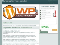 Plumbingserviceslondon.net