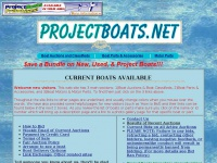 projectboats.net
