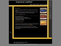supremeleather.ca