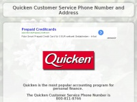 quickencustomerservice.net