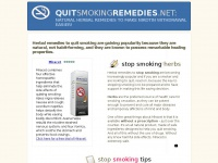 Quitsmokingremedies.net