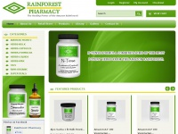 Rainforestnaturalpharmacy.com - Rainforest Pharmacy. The Healing Power of the Amazon Rainforest!