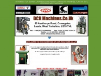dcrmachines.co.uk