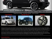 Rangeroverwheels.net