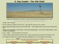 E. Ray Smyth - The Old Chief