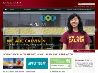 calvin.edu Thumbnail