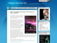 Philip K. Dick Fan Site