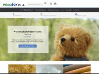 Peacockfibres.co.uk