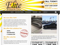 Elite Window Tint :: Keeping The Heat Out!