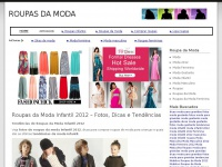 RoupasDAModa.net: The Leading Roupas DA Moda Site on the Net