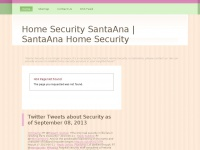 santaanahomesecurity.net