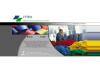Cytesa.com - Cintas Industriales Tejidas CYTESA Cinturones Elasticos Textiles