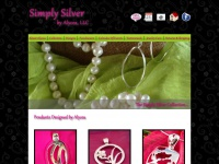 Simply Silver Jewelry - Sterling Silver Jewelry, Necklaces, Pendants, Earrings & Bracelets - Danville, Kentucky