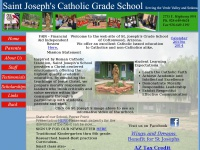 Welcome to St. Joseph's Catholic School, Cottonwood, Arizona