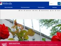 rockvillemd.gov Thumbnail