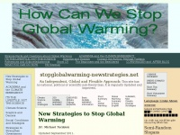 -newstrategies.net - New Strategies to Stop Global Warming