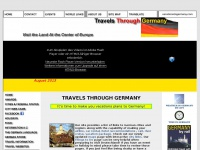 Travels Through Germany