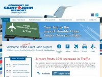 Your Saint John Airport