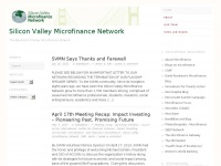 Silicon Valley Microfinance Network | The Bay Area's Premier Microfinance Network