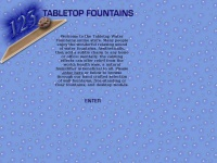 Tabletop-fountains.net