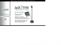 Talk2type.net