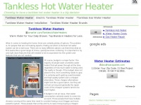 tankless-hot-water-heater.net Thumbnail
