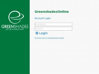 Greenshadesonline.com - Greenshades Sign On