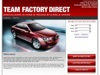 Teamfactorydirect.net