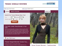 Texassinglewomen.net
