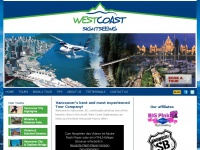 West Coast Sightseeing - Vancouver Sightseeing Tours