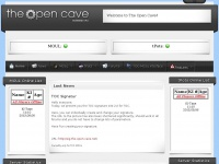The-open-cave.net